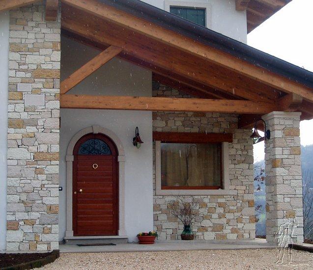 super facciate case in pietra ov61 pineglen